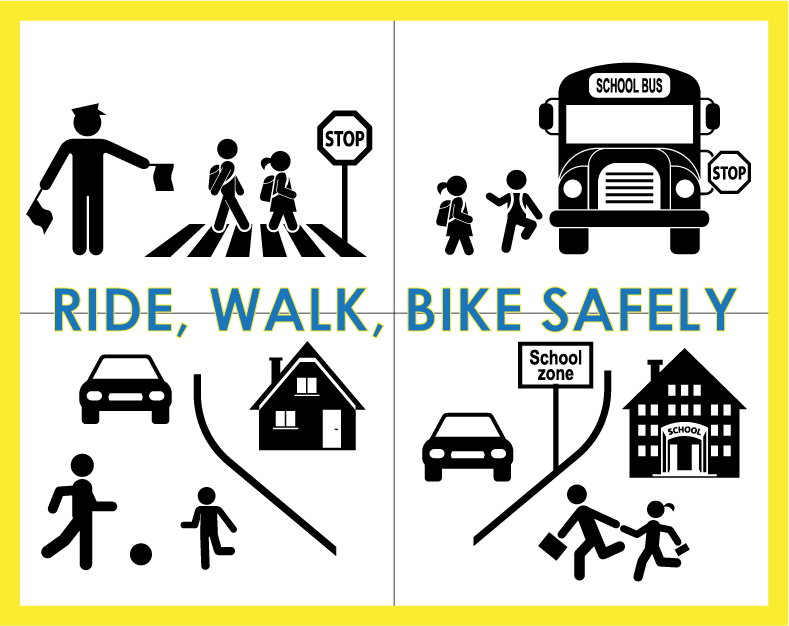 Image result for travel to school safely